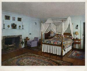 Bedroom, Chestertown House
