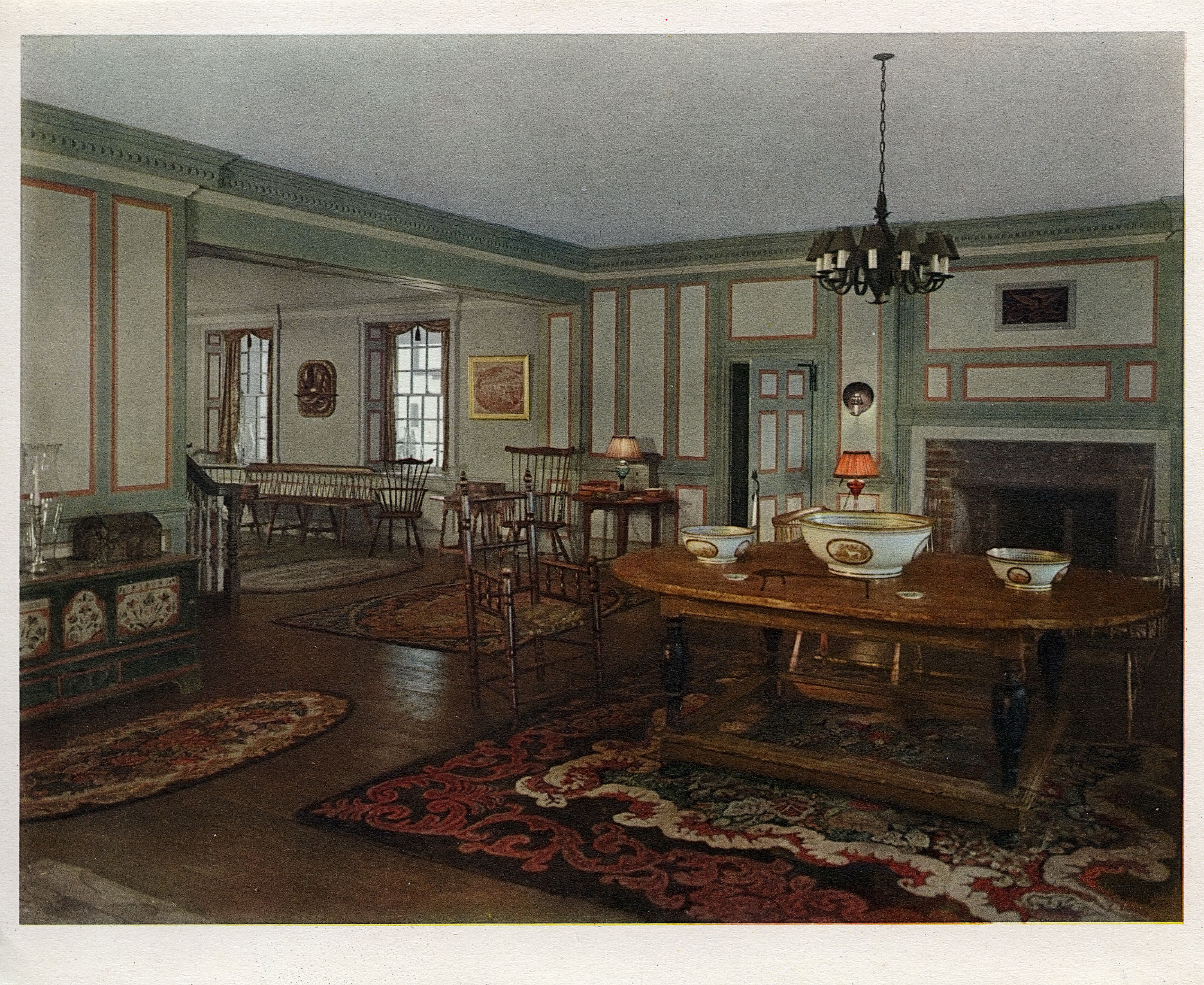 Entrance Hall, Chestertown House
