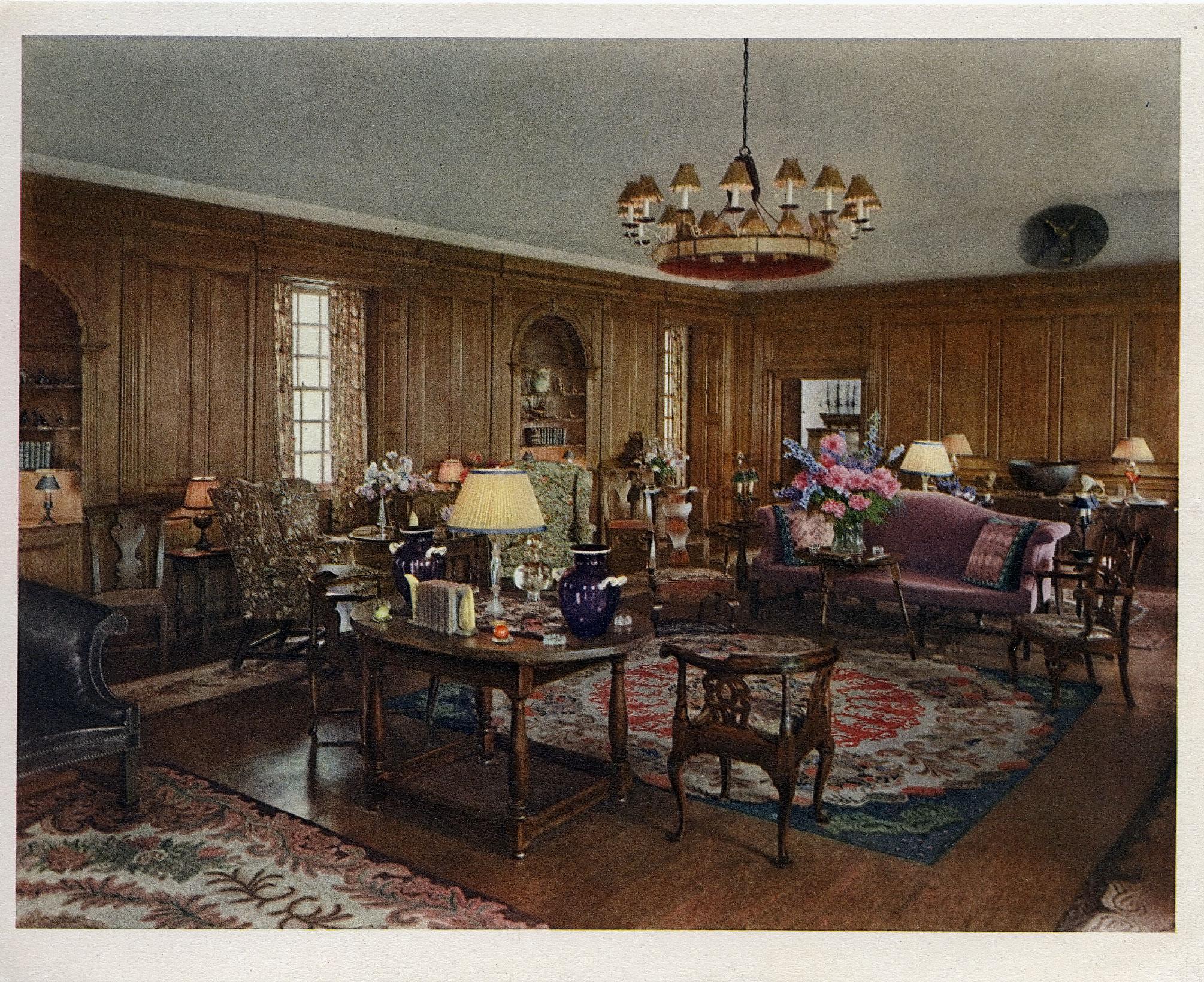 Living Room, Chestertown House