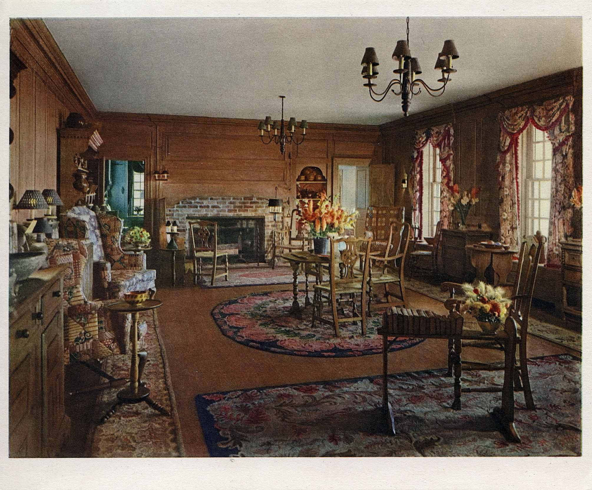 Pine Room, Chestertown House