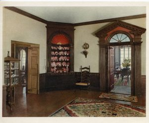 Chestertown First Floor Hall