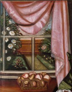 Beardsley Painting Detail
