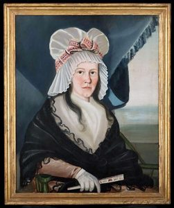 painting of Harmony Child Wight