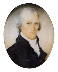 Unidentified artist, John Quinby, ca. 1800