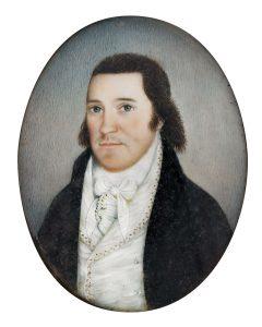 Attributed to John Brewster, Jr., Prentiss Mellen, 1800–10