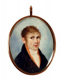 Unidentified artist, Seth Clark, ca. 1815-1820