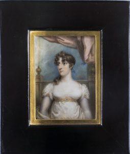 Robert Fulton, American, 1765-1815. Harriet Livingston Fulton (Mrs. Robert Fulton), 1810-15.