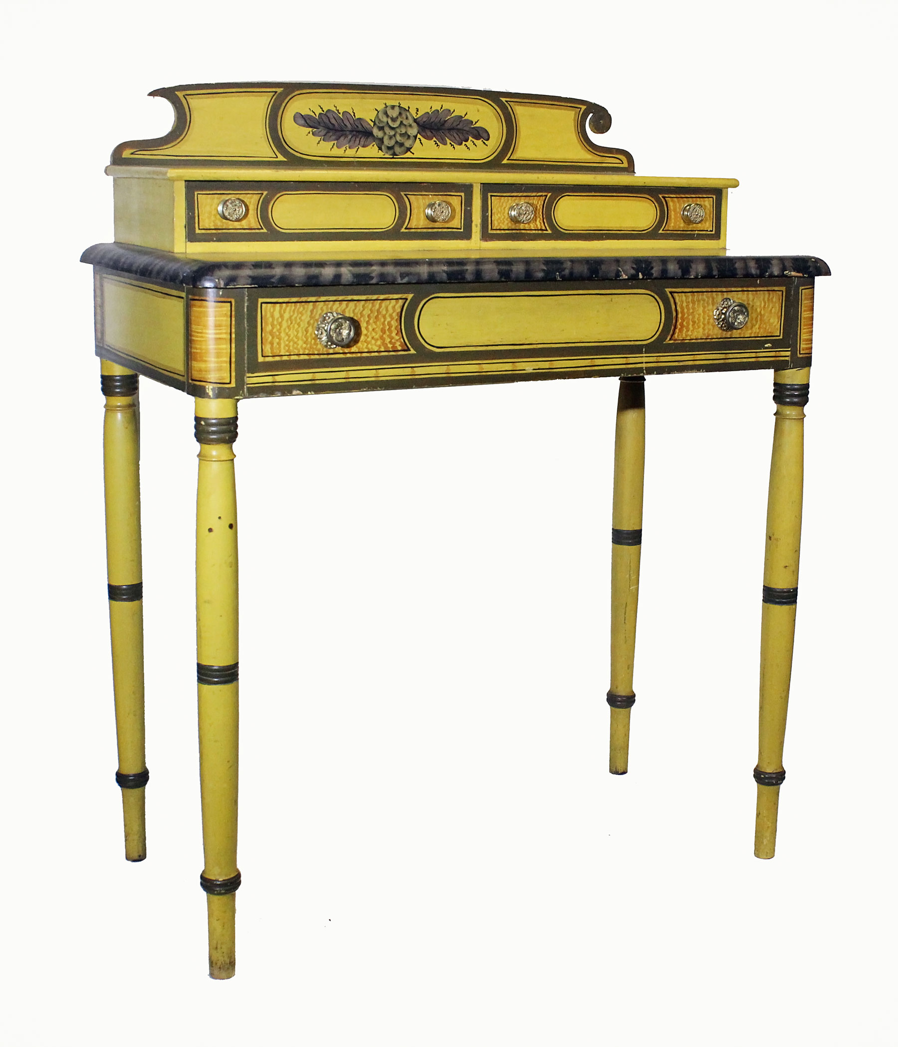 Dressing table, attributed to the Willard Harris shop (active 1808-1831)