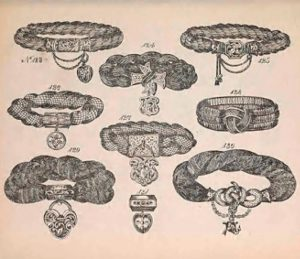 The Jewellers' Book of Patterns in Hair Work