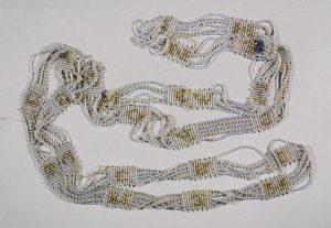 Beaded chain, New England, ca. 1830–1840