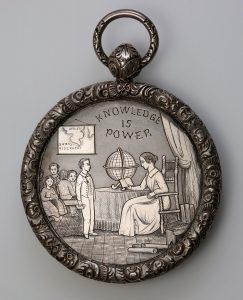 Ridgway Medal, New York, 1855